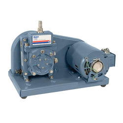 Welch 1400 DuoSeal 0.9 cfm 0.1 Micron Belt Drive Dual-Stage Pump - Across International - Welch Pumps - extraction equipment canada, extraction equipment - Evolved Extraction Solutions