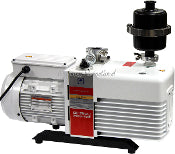 Vacuum Pump - SuperVac 21 cfm 2 Stage (110V)