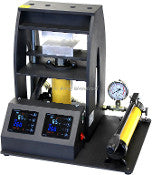 "Heat Press - Ai 4x3"" Heavy Duty 10T - extraction equipment canada, extraction equipment - Evolved Extraction Solutions"