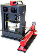 "Heat Press - Ai 4x3"" Heavy Duty 20T - extraction equipment canada, extraction equipment - Evolved Extraction Solutions"