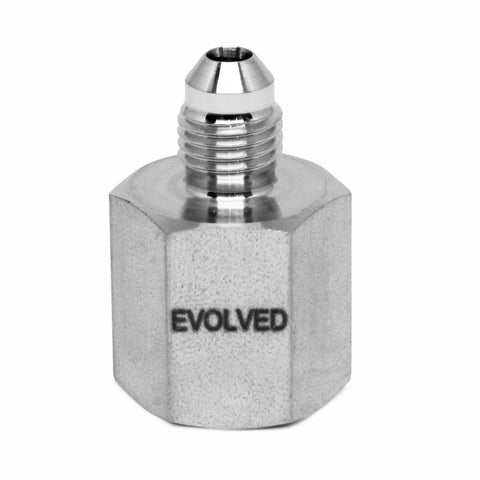 "JIC - 1/4"" JIC Male * 3/8"" FNPT - extraction equipment canada, extraction equipment - Evolved Extraction Solutions"