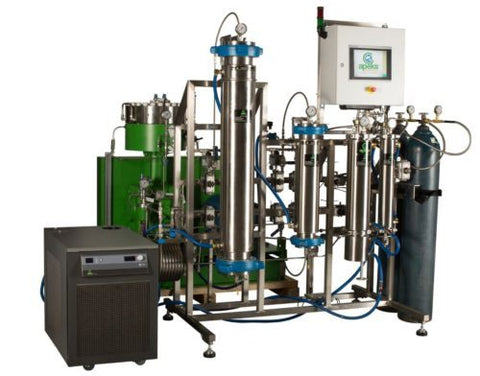 Apeks 2000 PSI Production Series CO2 Extractor - extraction equipment canada, extraction equipment - Evolved Extraction Solutions