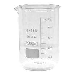Beaker - e-lab Beaker 100ML - extraction equipment canada, extraction equipment - Evolved Extraction Solutions