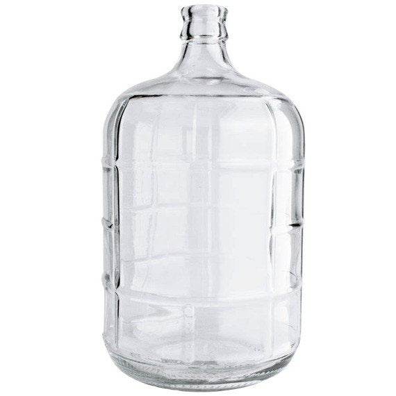 Carboy - Italian Glass 3 Gallon Carboy - extraction equipment canada, extraction equipment - Evolved Extraction Solutions