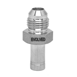 "3/8"" Tube Stub * 3/8"" JIC Male - extraction equipment canada, extraction equipment - Evolved Extraction Solutions"