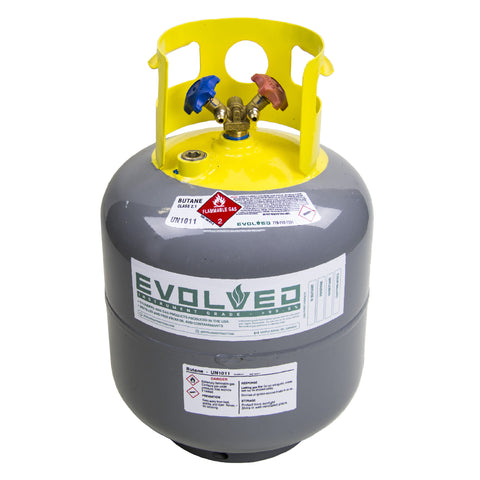 50# Refrigerant Recovery Tank (Empty) - extraction equipment canada, extraction equipment - Evolved Extraction Solutions