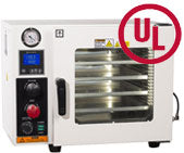 AccuTemp 110V 0.9 CF Vacuum Oven 5 Sided Heat - Across International - extraction equipment canada, extraction equipment - Evolved Extraction Solutions