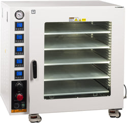 UL/CSA Certified 7.5 CF 480°F Vacuum Oven with All SST Tubing - Across International