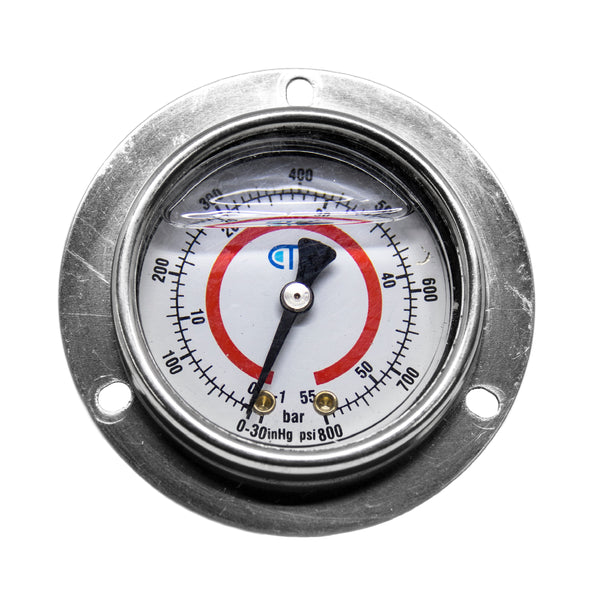 CMEP-OL Pressure Gauge (High or Low) - CM Refrigeration - extraction equipment canada, extraction equipment - Evolved Extraction Solutions