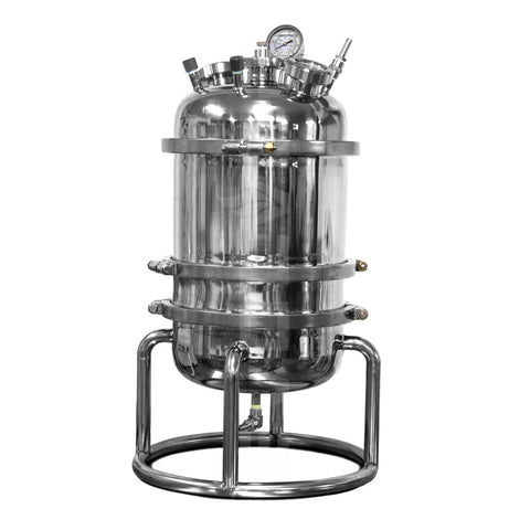 "12"" Enclosed Buchner Filtration Kit - extraction equipment canada, extraction equipment - Evolved Extraction Solutions"
