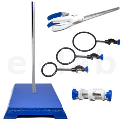 Lab Stand - e-lab Standard Size Lab Stand Kit - extraction equipment canada, extraction equipment - Evolved Extraction Solutions