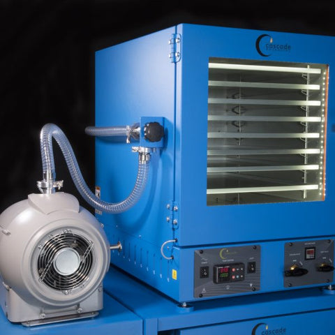 TVO-5B TURBO Oven Combo - Cascade Sciences - extraction equipment canada, extraction equipment - Evolved Extraction Solutions