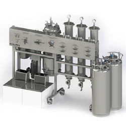 Extractor - EVR-15 Hydrocarbon Extractor System - extraction equipment canada, extraction equipment - Evolved Extraction Solutions