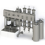 EVR-15 Hydrocarbon Extractor System - extraction equipment canada, extraction equipment - Evolved Extraction Solutions