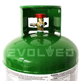 Recovery Cylinder FILLED with 110 lbs N-BUTANE/PROPANE BLEND - Extraction Equipment Canada - Evolved Extraction Solutions