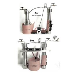 CO2 extractor - MEDXtractor 2oz CO2 Extractor - extraction equipment canada, extraction equipment - Evolved Extraction Solutions