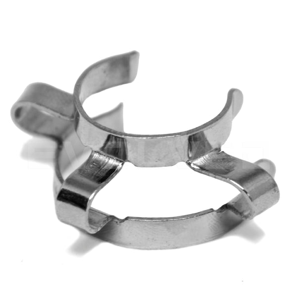 Keck Clips - Metal Keck Clips 24/40 - extraction equipment canada, extraction equipment - Evolved Extraction Solutions