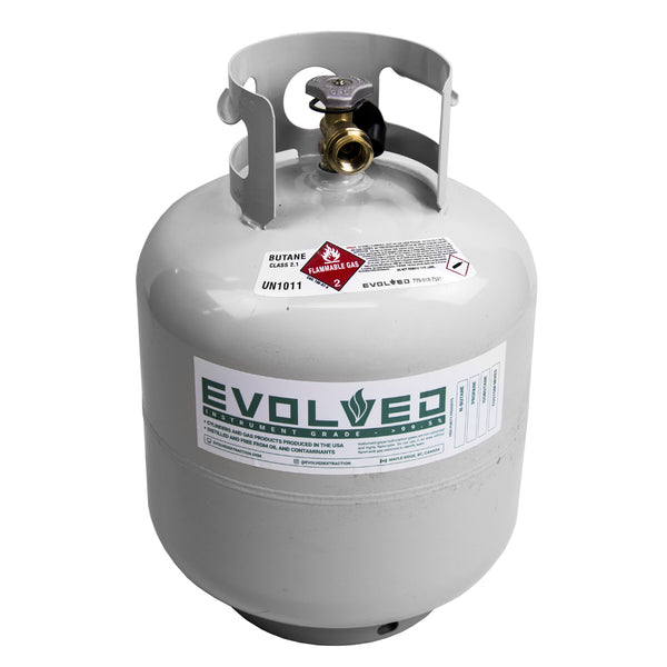 Butane - Small N-Butane - Inst. Grade - extraction equipment canada, extraction equipment - Evolved Extraction Solutions
