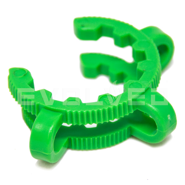 Keck Clips - Plastic Keck Clips 45/50 - extraction equipment canada, extraction equipment - Evolved Extraction Solutions