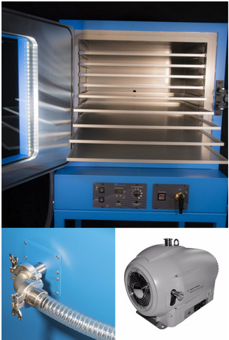 Cold Trap - Openable for Ai T Series -40C & -80C - extraction equipment canada, extraction equipment - Evolved Extraction Solutions