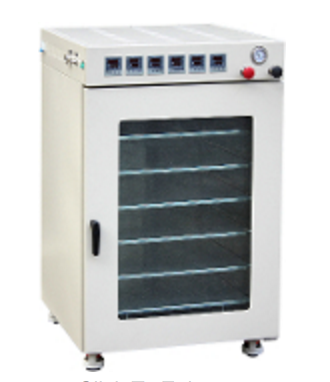 AccuTemp 16 CF Vacuum Oven w/ 6 Heated Shelves - Across International - extraction equipment canada, extraction equipment - Evolved Extraction Solutions