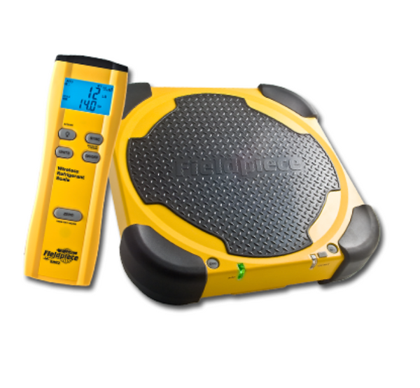 Fieldpiece Wireless Refrigerant Scale - extraction equipment canada, extraction equipment - Evolved Extraction Solutions