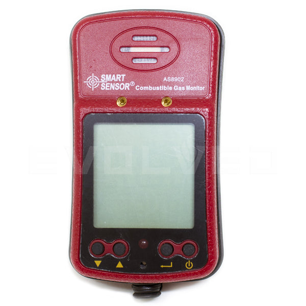 Gas Detector - Combustable LEL Gas Detector - extraction equipment canada, extraction equipment - Evolved Extraction Solutions