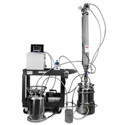 Turn-key EV5 PRO Hydrocarbon Extractor - extraction equipment canada, extraction equipment - Evolved Extraction Solutions