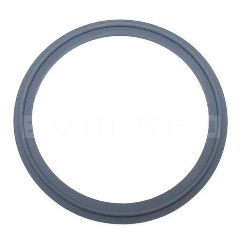 "Gasket - 10"" Rubber Fab FKM - extraction equipment canada, extraction equipment - Evolved Extraction Solutions"