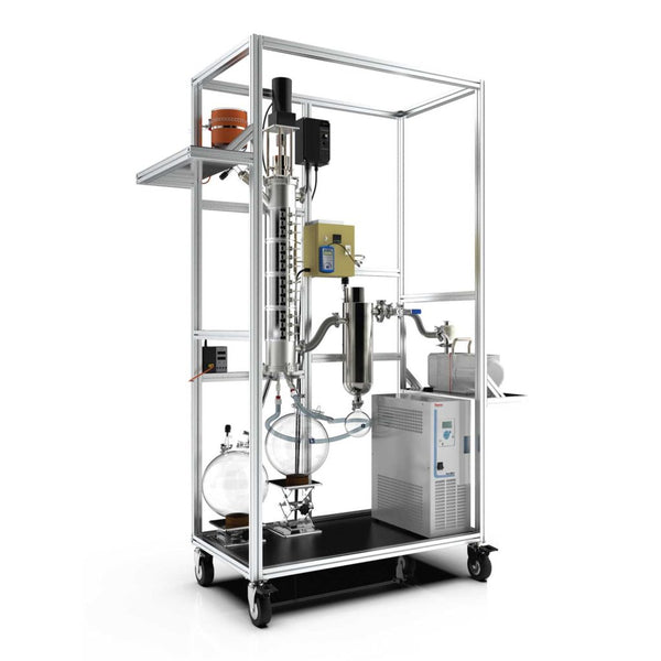 HVE - Thin Film Evaporator (Single Stage) - extraction equipment canada, extraction equipment - Evolved Extraction Solutions