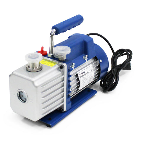 e-lab  2.5 cfm Vacuum Pump (2TW-1C) - extraction equipment canada, extraction equipment - Evolved Extraction Solutions