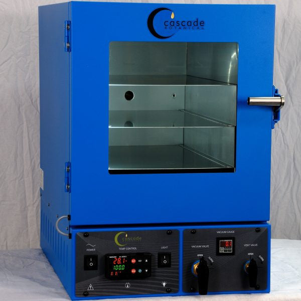 TVO-2B PRO Oven Combo - Cascade Sciences - extraction equipment canada, extraction equipment - Evolved Extraction Solutions