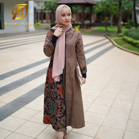 Shalika Long Dress Long Sleeve