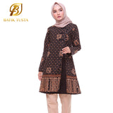 Aksara Long Sleeve Tunic