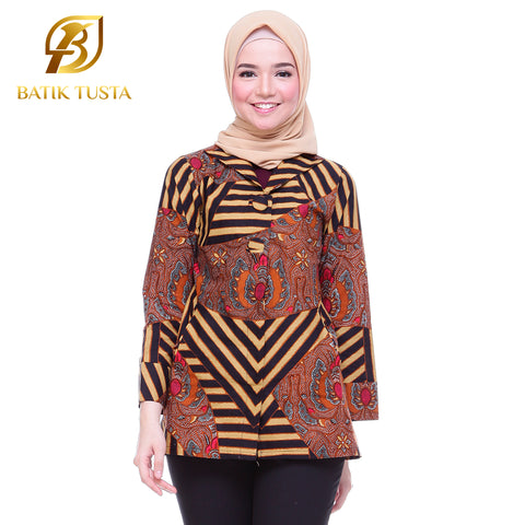 Saraswati Blouse Long Sleeve