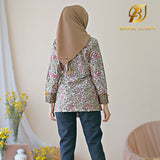 Handayani Blouse Long Sleeve