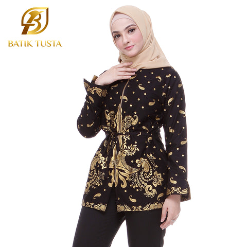 Megantara Long Sleeve Blouse