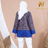 Pramesti Blouse Long Sleeve