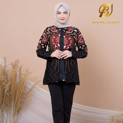 Narendra Blouse Long Sleeve