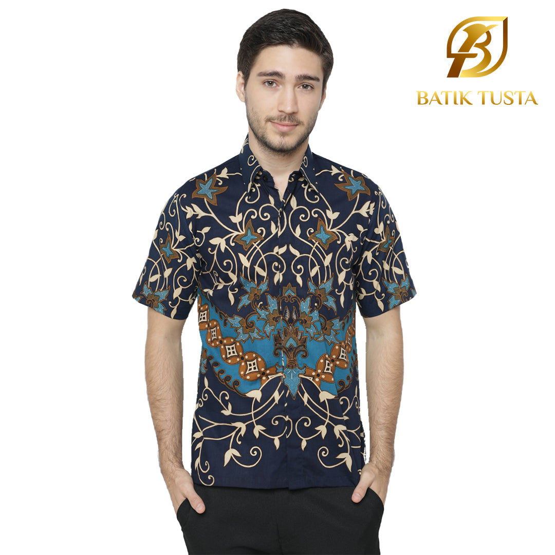 Jayanti Men's Shirt -Short Sleeve