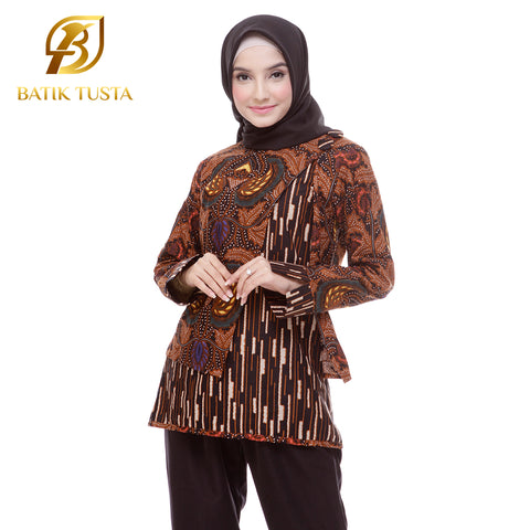 Nilawati Long Sleeve Blouse
