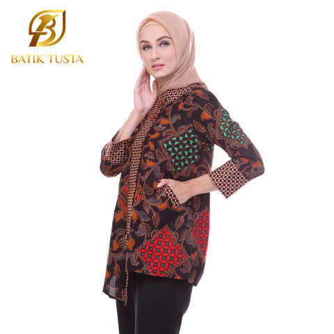 Shalika Blouse Long Sleeve