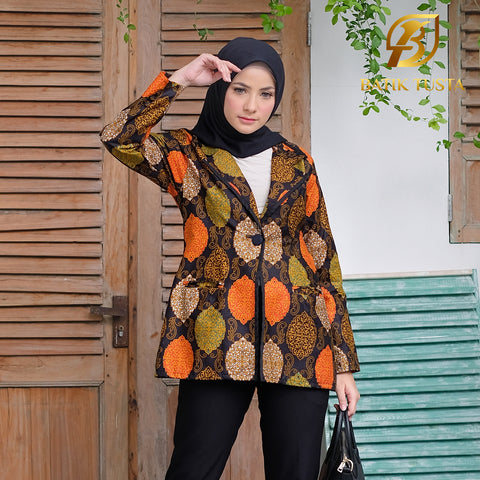 Ranjana Blazer Long Sleeve