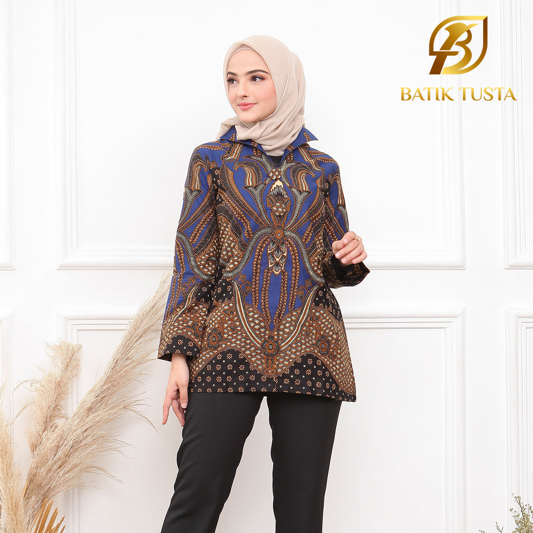 Daniswara Blouse Long Sleeve