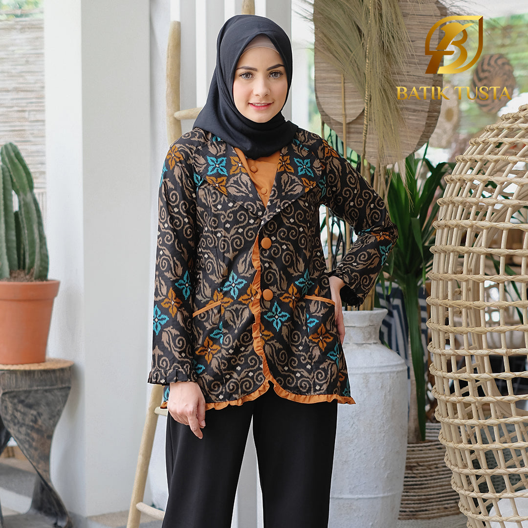 Mawastika Blouse Long Sleeve
