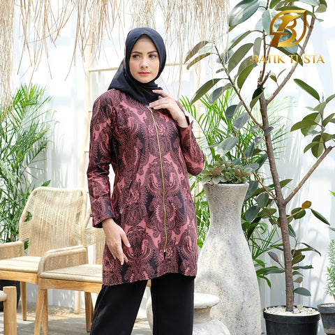Nirmala Tunic Long Sleeve