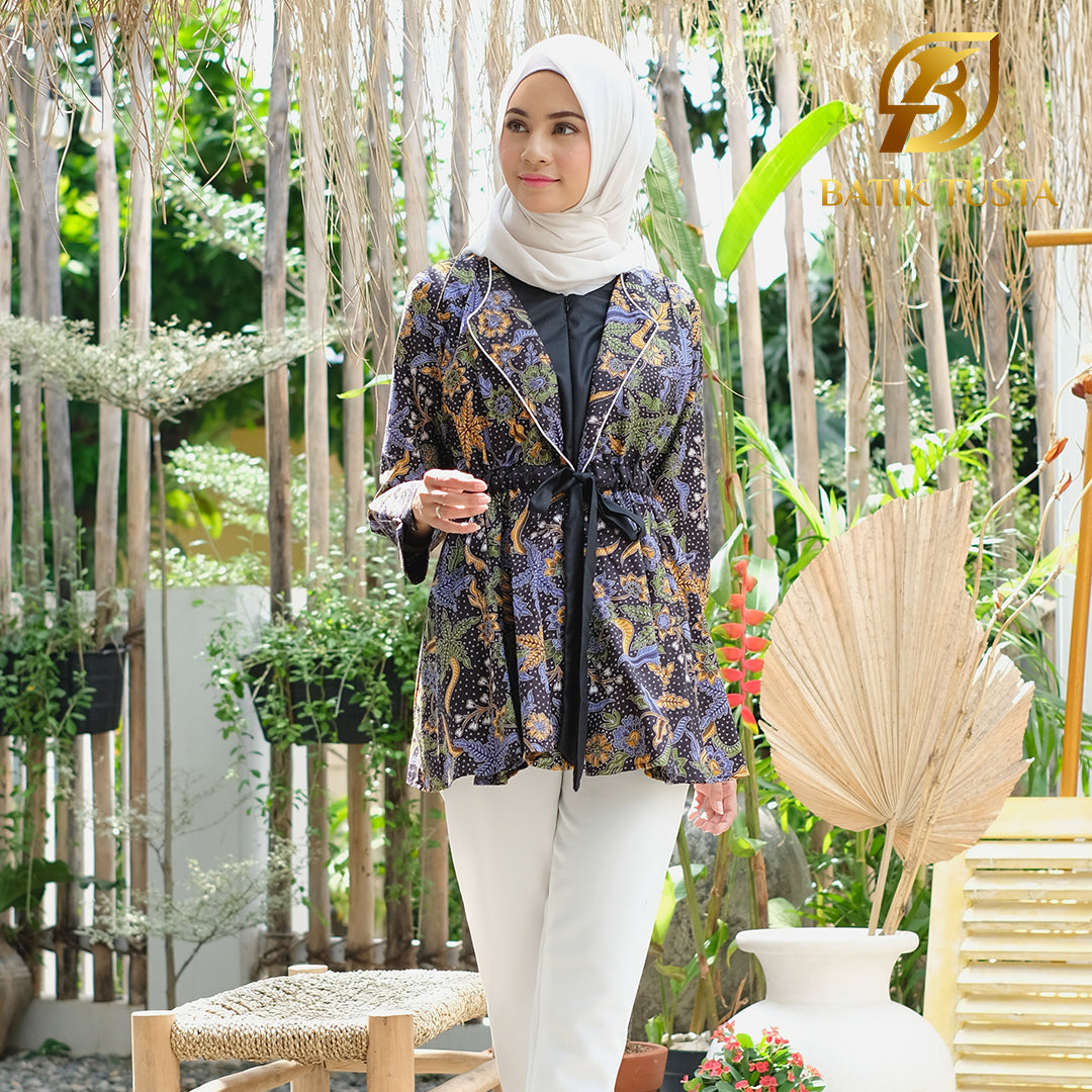 Asmarani Blouse Long Sleeve
