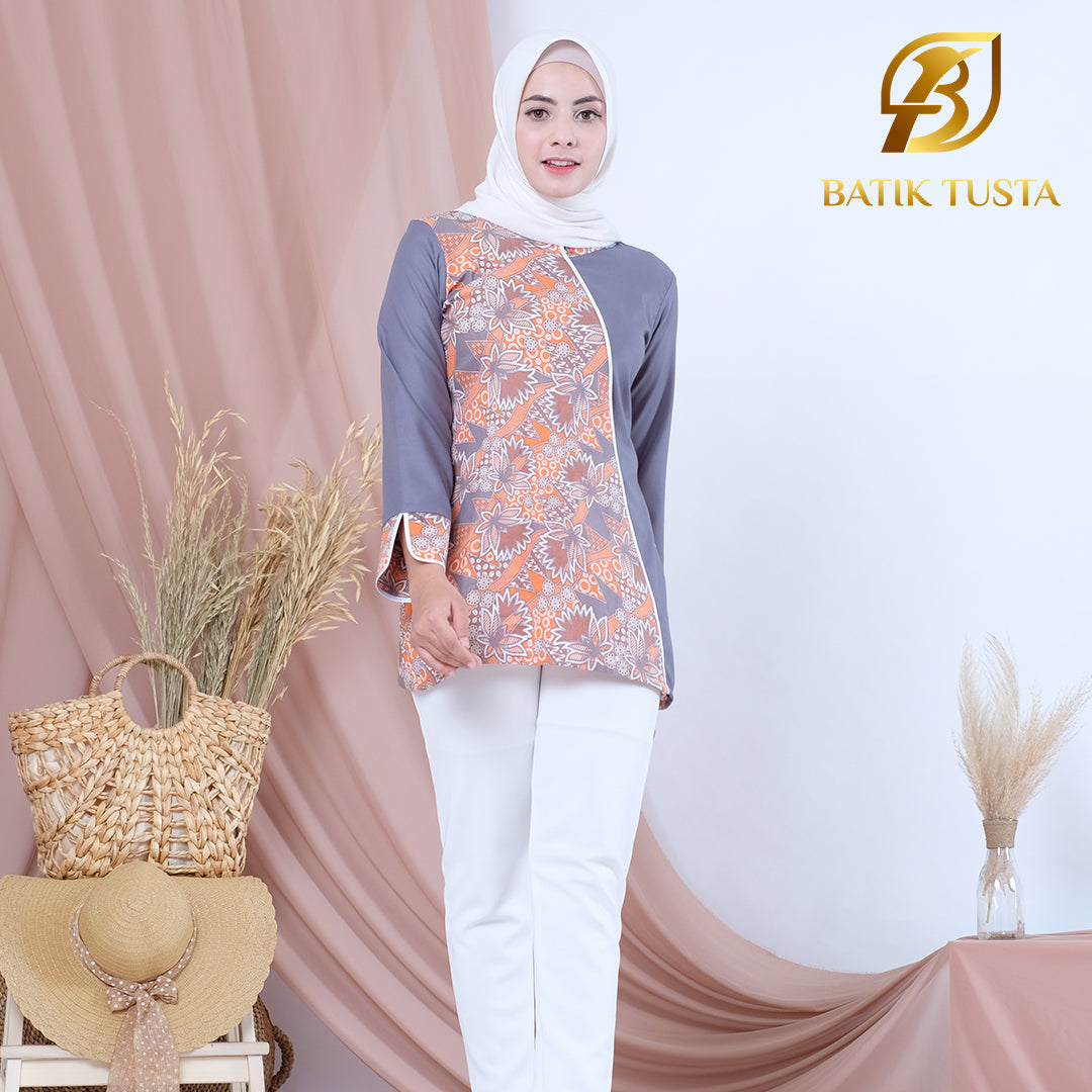 Laksita Blouse - Long Sleeve