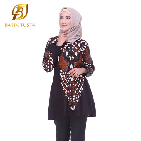 Astina Long Sleeve Basic Tunic