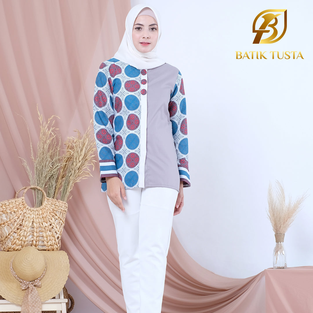 Kirana Blouse - Long Sleeve